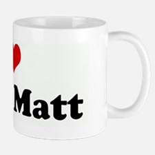 I Love Uncle Matt Mug