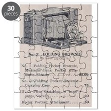 Eastman's Celebrated No. 2 Folding Brownie  Puzzle