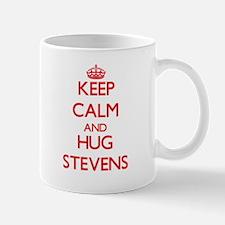 Keep calm and Hug Stevens Mugs