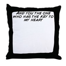 Unique Will you be my bridesmaid Throw Pillow