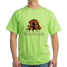 Full of Terrors T-Shirt