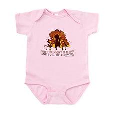 Full of Terrors Infant Bodysuit