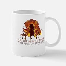 Full of Terrors Mug