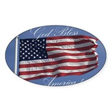 America ! - God Bless America bumper sticker