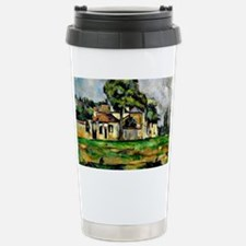 Cezanne - Banks of the  Travel Mug