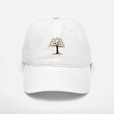 Oak Tree Baseball Baseball Baseball Cap
