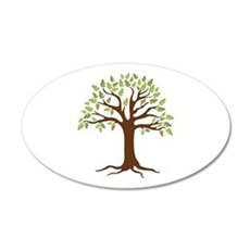 Oak Tree Wall Decal