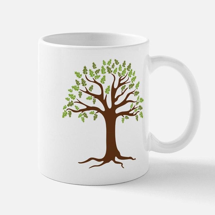 Oak Tree Mugs