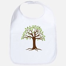 Oak Tree Bib