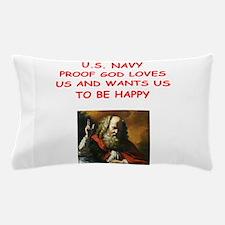 navy Pillow Case