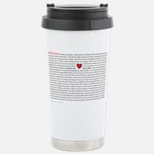 Unique Brett Travel Mug