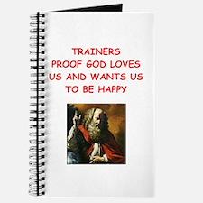 trainer Journal