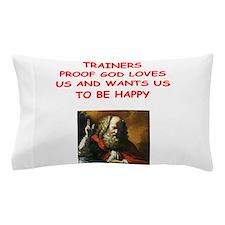 trainer Pillow Case