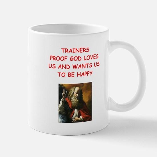 trainer Mugs