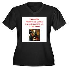 trainer Plus Size T-Shirt