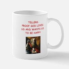 tellers Mugs