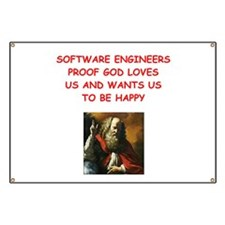 software engineer Banner