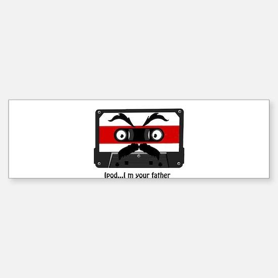 i_pod_father Bumper Bumper Bumper Sticker