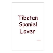 Tibbie Lover Postcards (Package of 8)