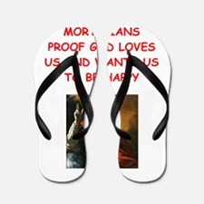 MORTICIANS Flip Flops