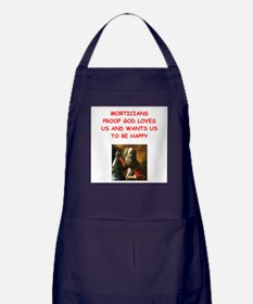 MORTICIANS Apron (dark)