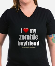 """Love My Zombie Boyfriend"" Shirt"