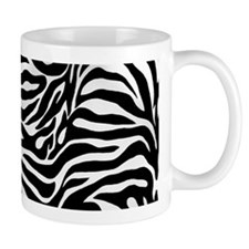 Zebra Stripes Mugs
