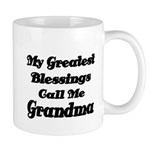 My Greatest Blessings call me Grandma Mugs