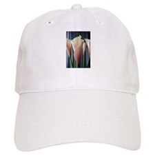 Calla Lily Cocktail Party Art Baseball Baseball Cap