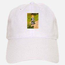 Girl With a Watering Can Baseball Baseball Baseball Cap