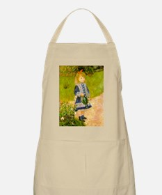 Girl With a Watering Can Apron