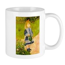 Girl With a Watering Can Mugs