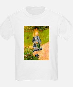 Girl With a Watering Can T-Shirt