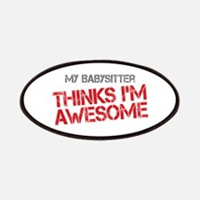 Babysitter Awesome Patches