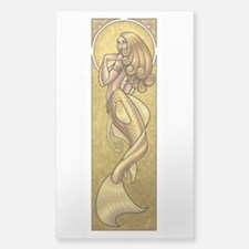 Mermaidnouveaugold.Png Decal