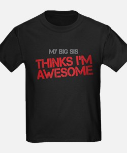 Big Sis Awesome T