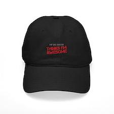Big Sister Awesome Baseball Hat