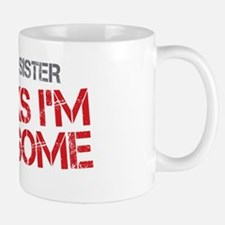 Big Sister Awesome Mug