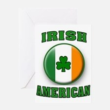 PROUD IRISH Greeting Cards