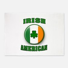 PROUD IRISH 5'x7'Area Rug