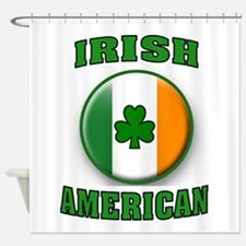 PROUD IRISH Shower Curtain