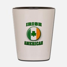 PROUD IRISH Shot Glass