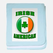 PROUD IRISH baby blanket