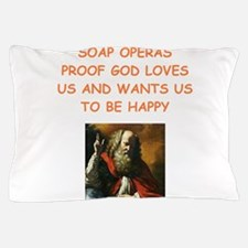 soap opera Pillow Case