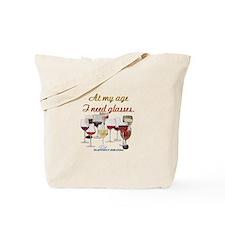 Glasses_1 Tote Bag