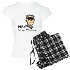 NSA (or how the world has c Pajamas