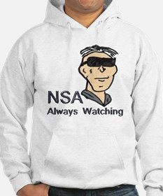 NSA (or how the world has change Hoodie