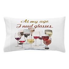 Glasses_10 Pillow Case