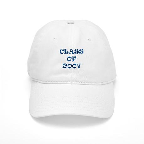 Class of 2007 Graduates Cap
