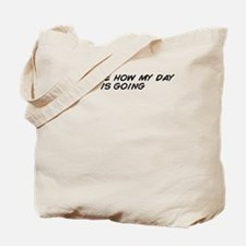 Ask me how Tote Bag